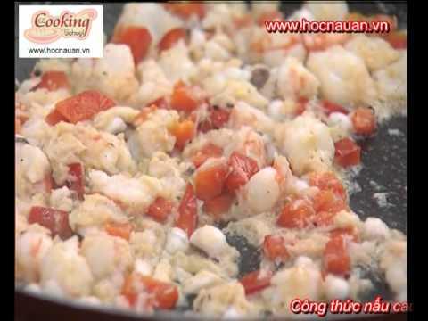 Hướng dẫn nấu súp hải sản
