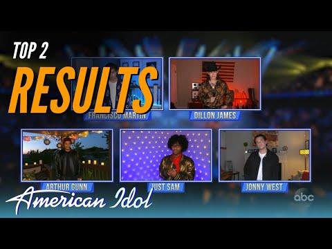 American Idol Top 2 RESULTS | American Idol Finale