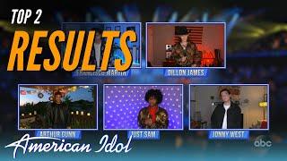 American Idol Top 2 RESULTS