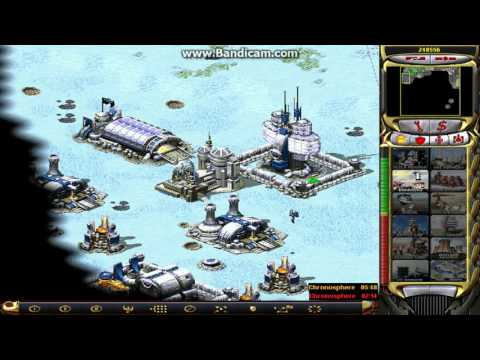 Ra2 : Russia vs 7 Korea Brutals superweapons