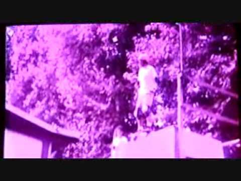 SKATE sur la big de BOURGES en 1987