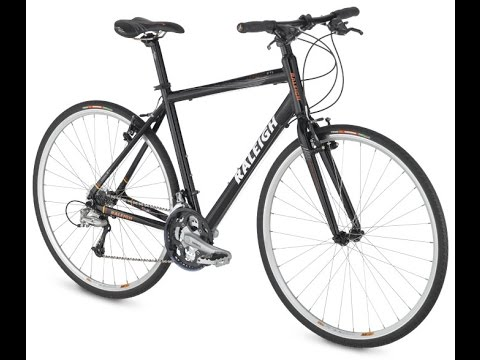 Bike Check: 2009 Raleigh Cadent FT1 Review