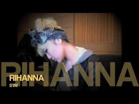 RIHANNA-STAY(LYDIA PAEK COVER)
