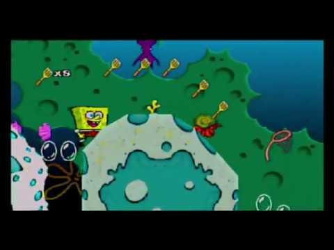 PS1 SpongeBob SquarePants: SuperSponge Acrid Air Pockets