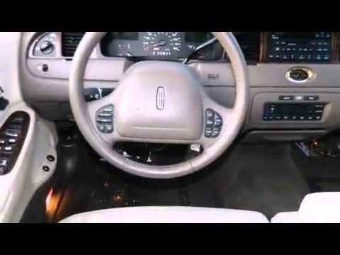 1998 Lincoln Town Car Cartier In Burlington Vt 05401 Youtube