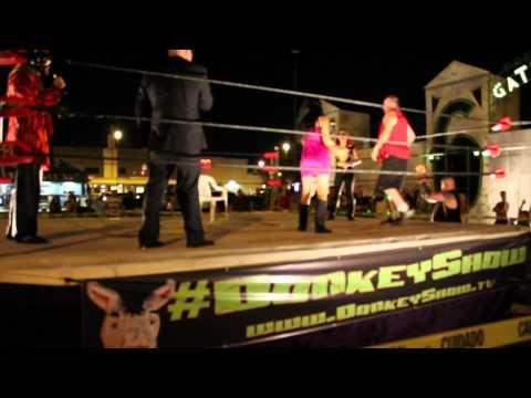 #DonkeyShow 9/29/2012 Highlight Reel