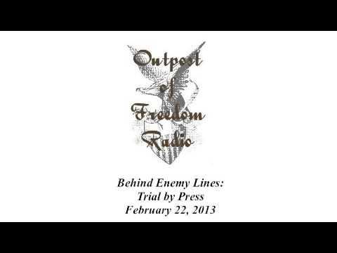 Trial by Press (Behind Enemy Lines)