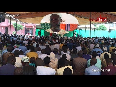 Khoutbah Korité 15-06-2018 | Bountou Pikine | Imam Ahmad Demba SOW H.A