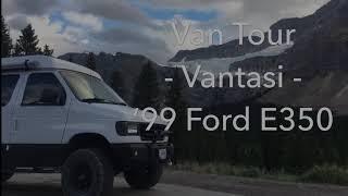 Camper Van Interior Build