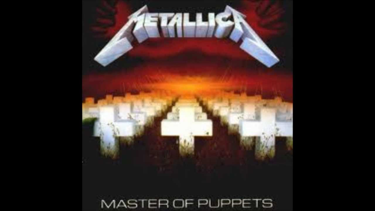 Metallica Master Of Puppets Eb Tuning Youtube