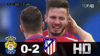 Video Gol Pertandingan Las Palmas vs Atletico Madrid