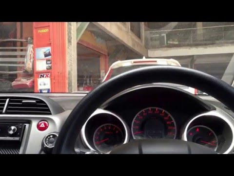 Honda Jazz Sound Quality Installed & Tuned By Cliport-Audio