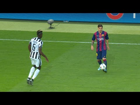 Lionel Messi Vs Juventus (UCL Final 2015) English Commentary - HD 1080i