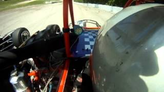 Zach Gibson Wreck @ Winchester Speedway Must See Racing Supermodifieds 5/19/13