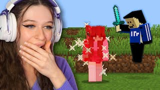 Naked girls in minecraft in college Creators On The Rise Hannah Rose Joined Minecraft Server Dream Smp In January Three Months Later Her Youtube Audience Has Quadrupled Tubefilter