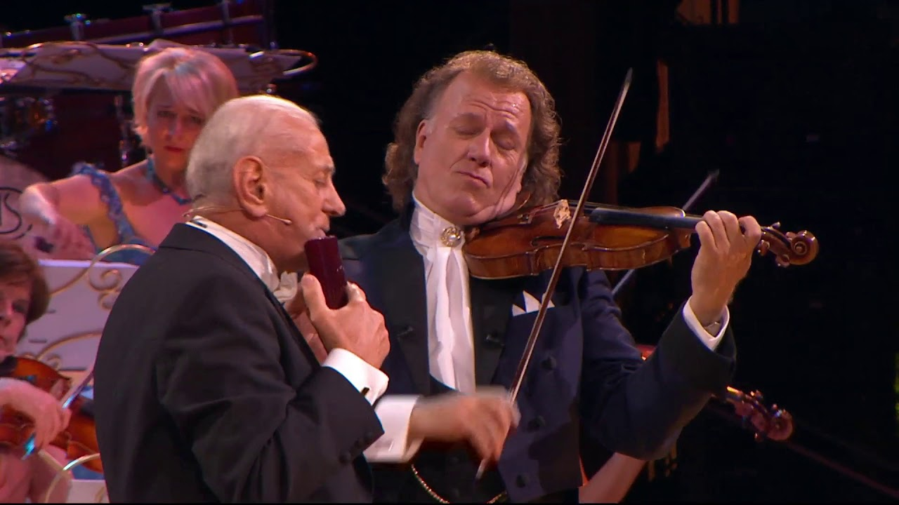 André Rieu & Gheorghe Zamfir - The Lonely Shepherd #1