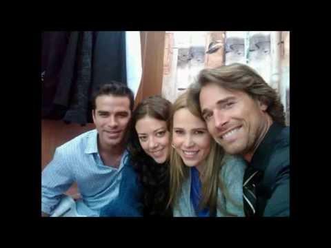 ♥ Telenovela Teresa ♥ Detrás de Cámaras fotos ♥
