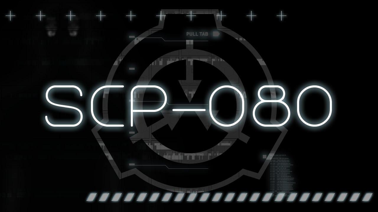 SCP-080 - Dark Form