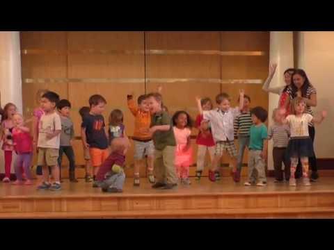 Temple Beth Shalom Preschool 2017