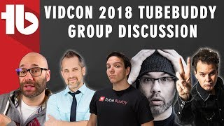 The State of YouTube - Live From Vidcon US 2018