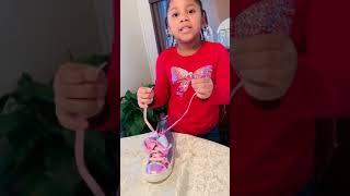 How to tie shoes for kids by v…