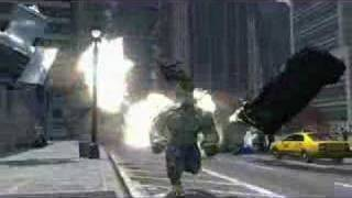 The Incredible Hulk (Wii) Trailer