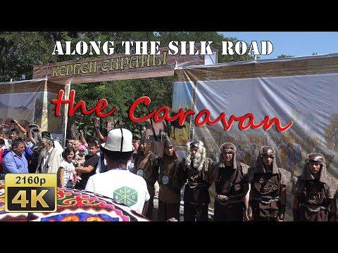 Osh Fest, the Caravan - Kyrgyzstan 4K Travel Channel