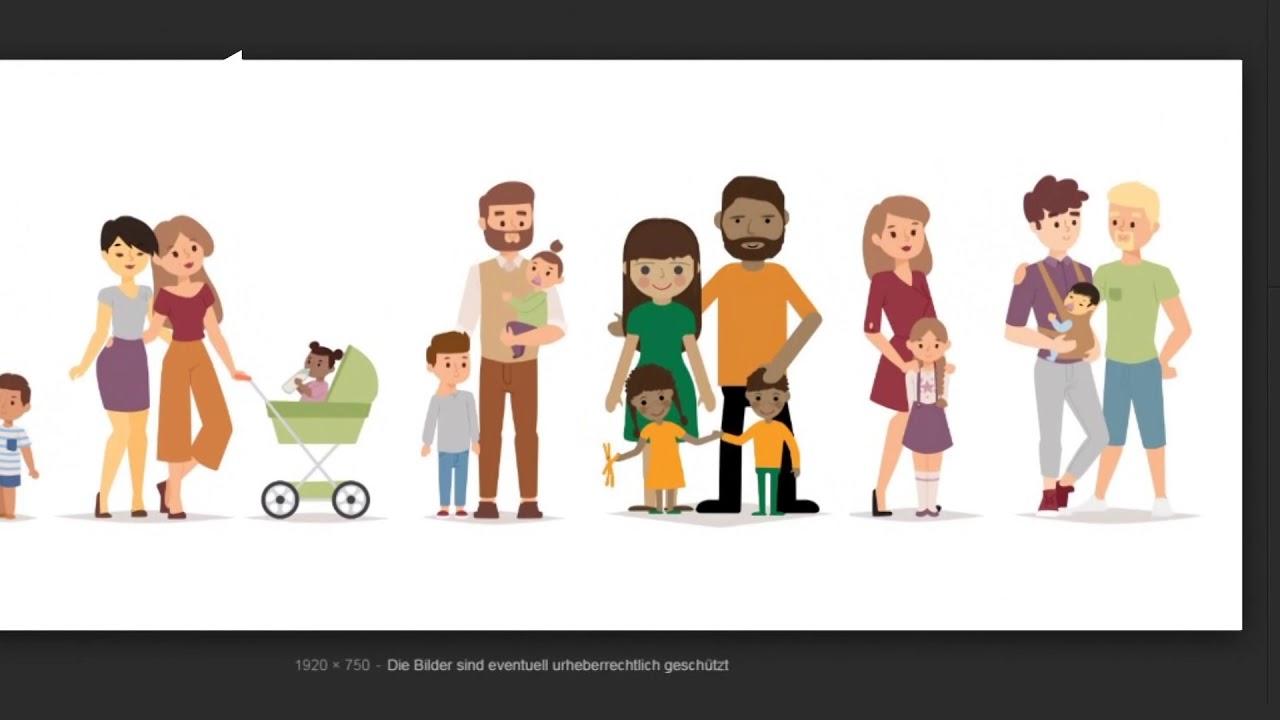 Familienformen Heute