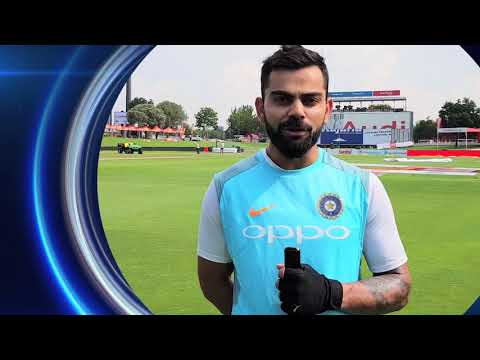 Virat Kohli - Sir Garfield Sobers Trophy and ICC ODI Cricketer of the Year (2017)