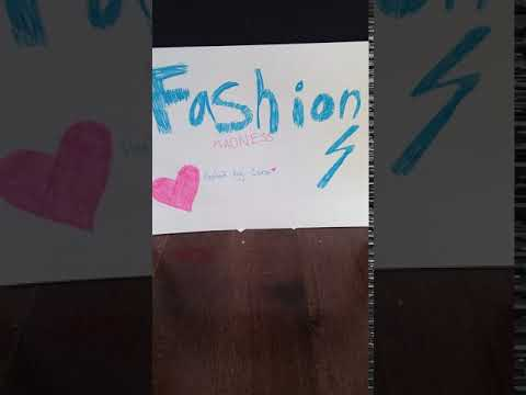 Fashion Madness!! Episode 1