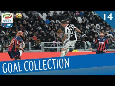 Goal collection - giornata 14 - serie a tim 2017/18