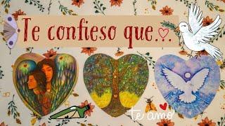 Que te quiere confesar.. 🗝 ᴇʟɪɢᴇ ᴜɴ ᴄᴏʀᴀᴢᴏɴ 🧡 • 𝒍𝒆𝒄𝒕𝒖𝒓𝒂 𝒊𝒏𝒇𝒊𝒏𝒊𝒕𝒂 ∞