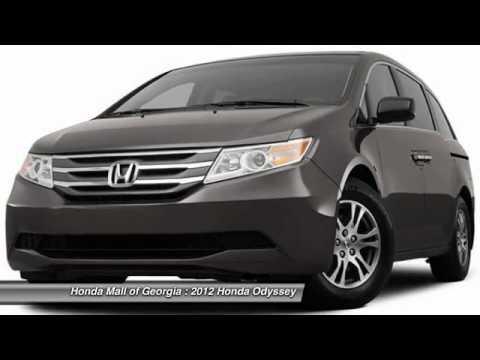 2012 Honda Odyssey Buford Ga 570050a Youtube
