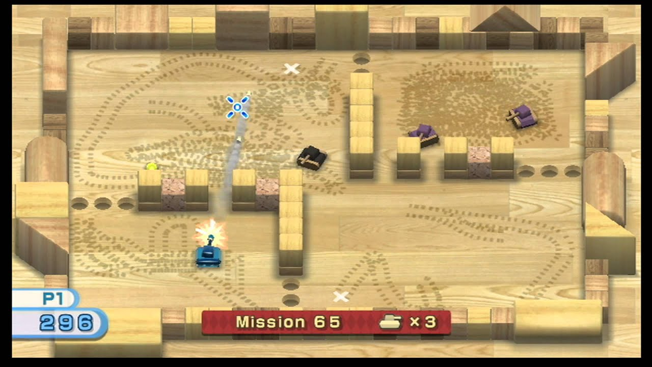 wii play tanks missions 1 100 complete youtube rh youtube com Play Wii Tannks Wii Play Game 2