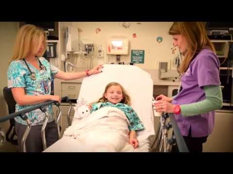 Having Surgery at Children's Mercy