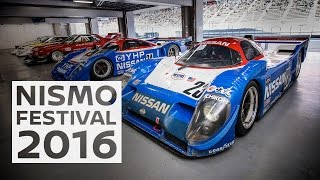 Pure Carporn. An in-depth tour of the incredible NISMO Festival 2016 at Fuji Speedway