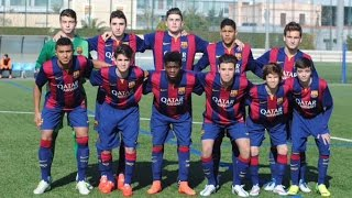 Barcelona Cadet A (U17) vs La Bordeta (8-0)