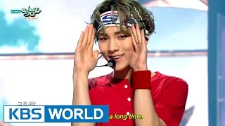 SHINee (샤이니) - Love Sick / View [Music Bank COMEBACK / 2015.05.22]