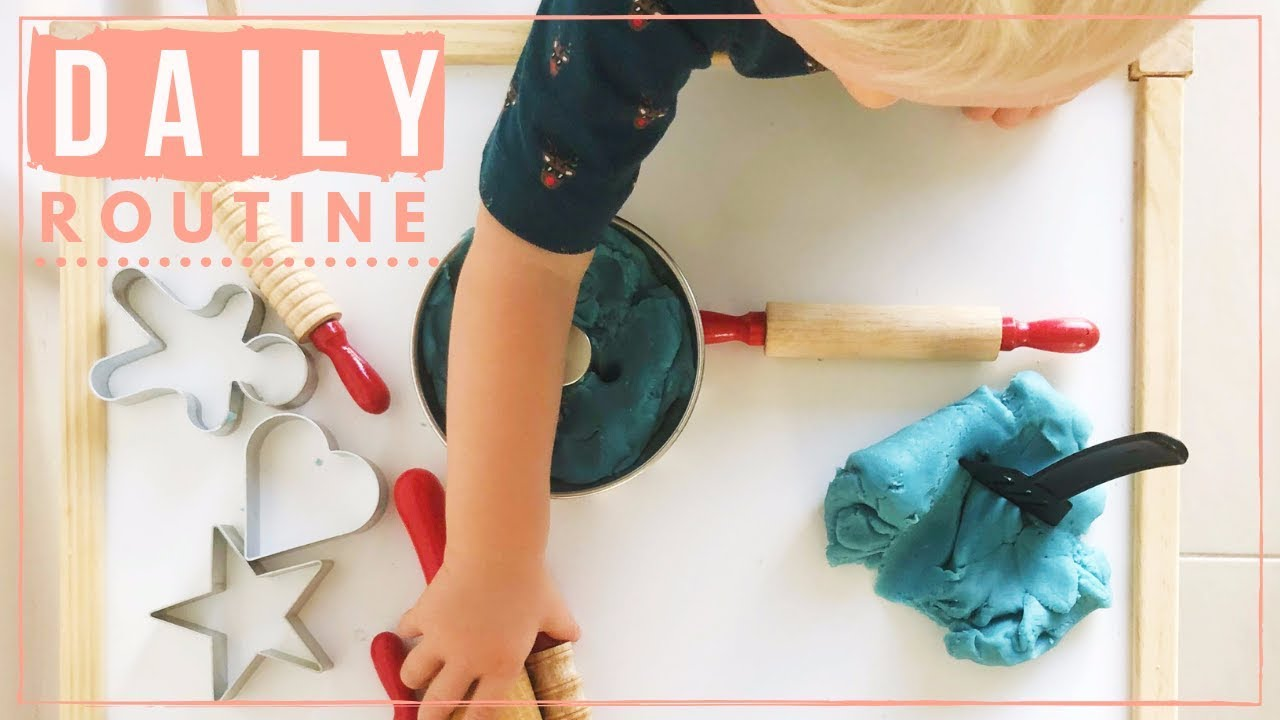 Daily Routine | How We Montessori at Home