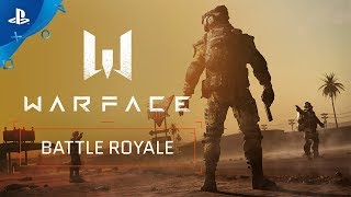 Warface - Battle Royale Trailer | PS4