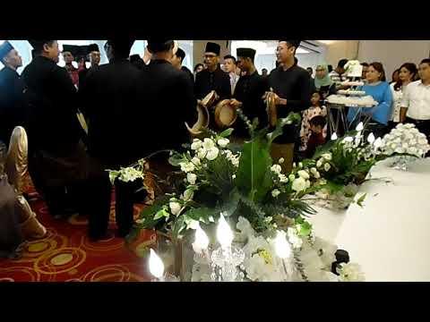 Kompang AKRAB - Aduhai + SPB + Pening Lalat (RoyalPalm) 200119