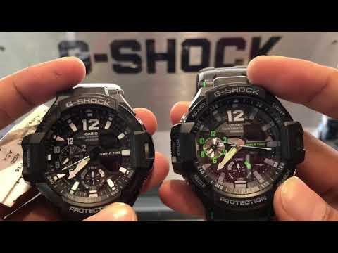 G-SHOCK GA 1100 Pilot Ori Vs Fake (OriBm) REKOMENDASI Terfavorite