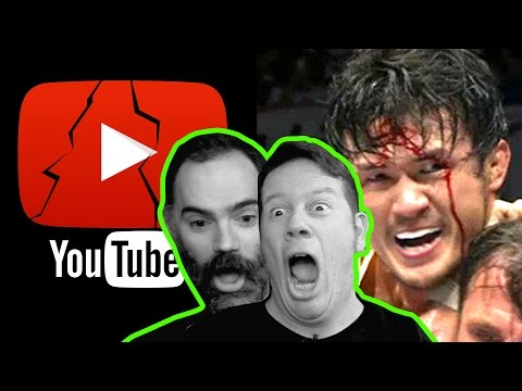 Is Wrestling on YouTube #BROKEN? THE END for Shibata? (DIRT