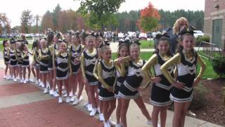 Windham Wolverines D10 2014 Cheer
