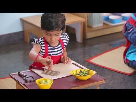 Montessori Exercises Of Practical Life
