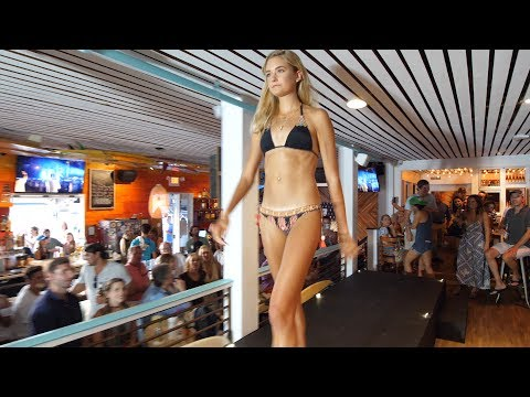 Mex 1 Bikini Fashion Show - Sullivan's Island, South Carolina