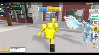 Trolling ROBLOXIAN HIGHSCHOOL like an OOF! boss.