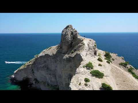 travelcrimea: Видео Нового Света летом