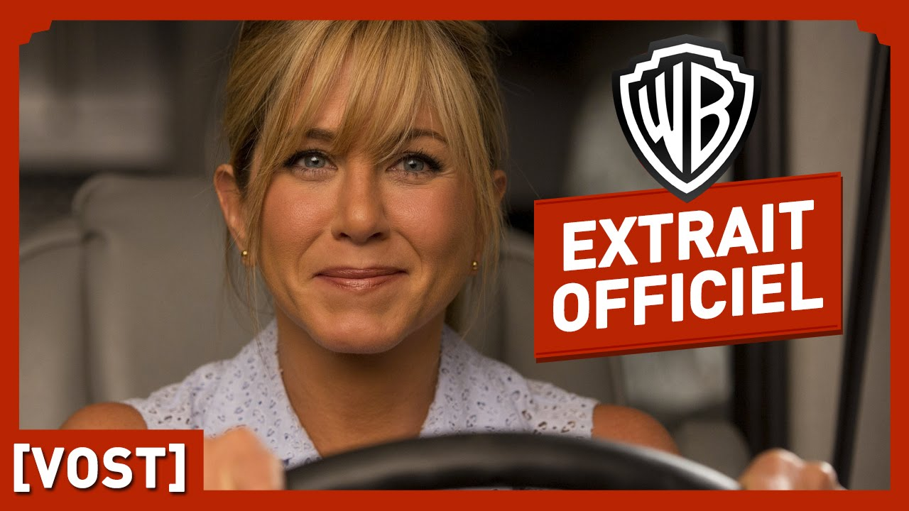 Les Miller : Une Famille en Herbe - Extrait Officiel (VOST) - Jennifer  Aniston