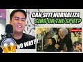 HOW DOES SITI NURHALIZA SING IN IMPROMPTU?